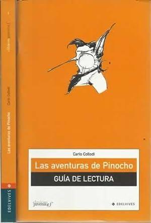 LAS AVENTURAS DE PINOCHO + Guía de Lectura (2 tomos): COLLODI, Carlo