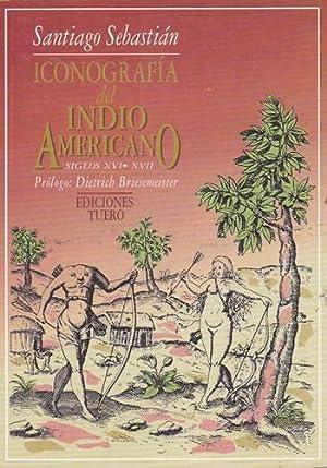 ICONOGRAFÍA DEL INDIO AMERICANO (siglos XVI-XVII): SEBASTIÁN, Santiago
