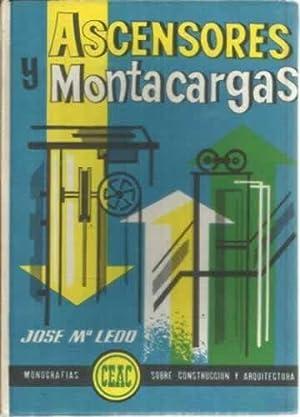 ASCENSORES Y MONTACARGAS: LEDO OVIES, José