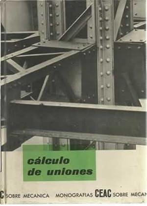 CALCULO DE UNIONES: PARETO MARTI, Luis