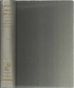 Obras completas 1933-1941. Tomo V, En torno a galileo: Ortega y Gasset