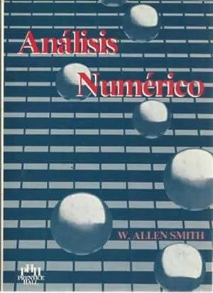 Análisis numérico: Allen Smith, W