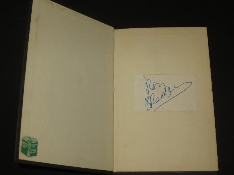 The Machineries of Joy [SIGNED]: Ray Bradbury