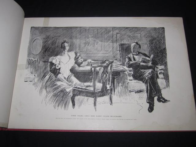 Drawings by Charles Dana Gibson: Gibson, Charles Dana