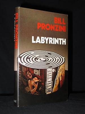 Labyrinth [SIGNED]: Bill Pronzini