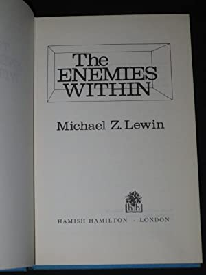 The Enemies Within [SIGNED]: Michael Z. Lewin