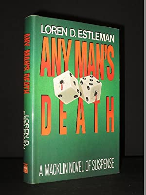 Any Man's Death [SIGNED]