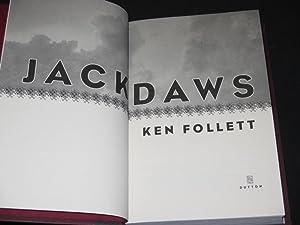Jackdaws [SIGNED]: Ken Follett