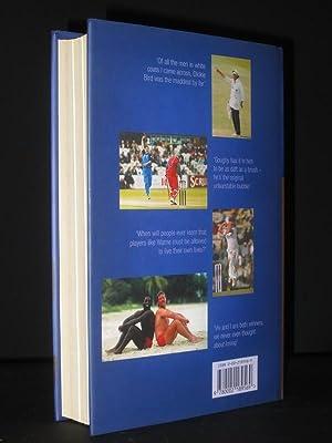 Botham's Century. My 100 Great Cricketing Characters [SIGNED]: Ian Botham with Peter Hayter