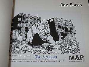 Palestine [SIGNED]: Joe Sacco
