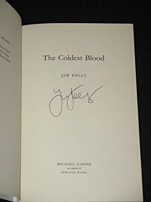 The Coldest Blood [SIGNED]: Jim Kelly