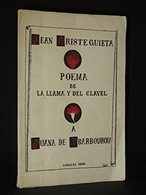 Poema de la Llama y del Clavel,: Jean Aristeguieta