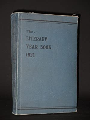 The Literary Year Book For the Year 1921: Mark Meredith (Ed.)