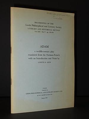 Proceedings of the Leeds Philosophical and Literary: Lynette R. Muir