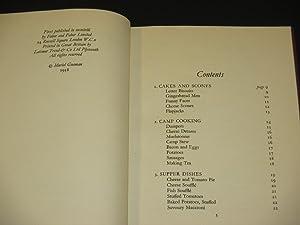 Judy's Next Cookery Book: Muriel Goaman / Michael Wright (Illust.)