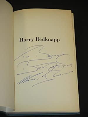 My Autobiography [SIGNED]: Harry Redknapp