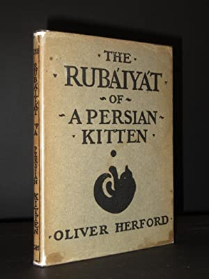 The Rubaiyat of A Persian Kitten: Oliver Hereford
