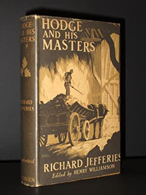Hodge and His Masters: Richard Jefferies / Henry Williamson (Revised by)