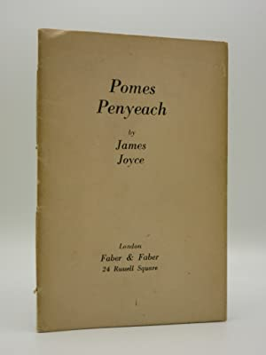 Pomes Penyeach: James Joyce