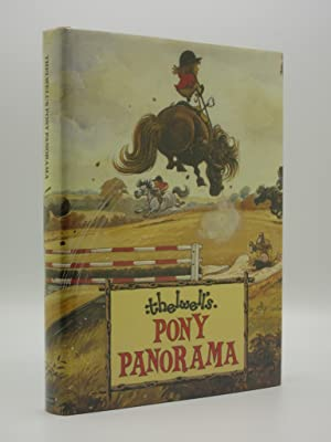 Thelwell's Pony Panorama: Gymkhana; Thelwell Goes West; Penelope: Norman Thelwell