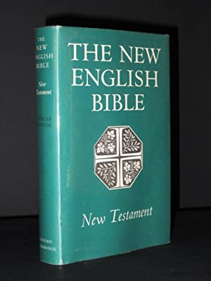 The New English Bible: New Testament