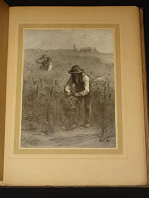 The Drawings of Jean Francois Millet with: Jean Francois Millet