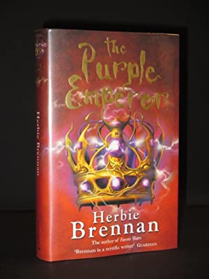 The Purple Emperor [SIGNED]