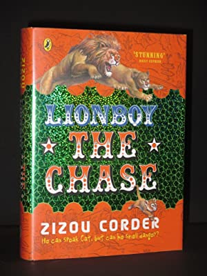 Lionboy: The Chase [SIGNED]