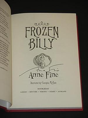 Frozen Billy [SIGNED]: Anne Fine