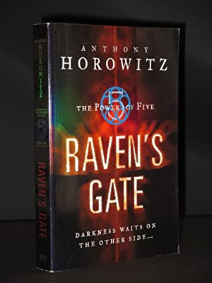 Raven's Gate: The Power of Five: Book One [SIGNED]