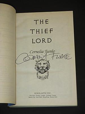 The Thief Lord [SIGNED]: Cornelia Funke