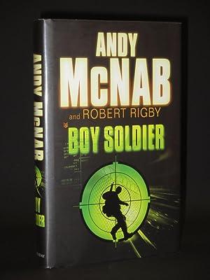 Boy Soldier / Traitor (Boy Soldier, Book 1) (UK Edition)
