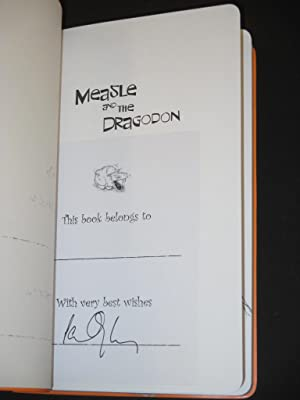 Measle and the Dragodon [SIGNED]: Ian Ogilvy / Chris Mould (llust.)