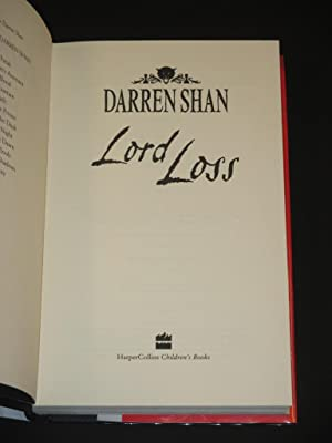 Lord Loss [SIGNED]: Darren Shaw