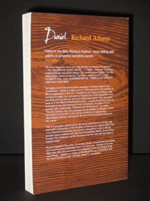Daniel [SIGNED]: Richard Adams