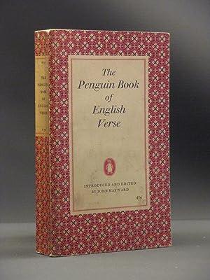 The Penguin Book of English Verse: Penguin: John Hayward (Ed.)