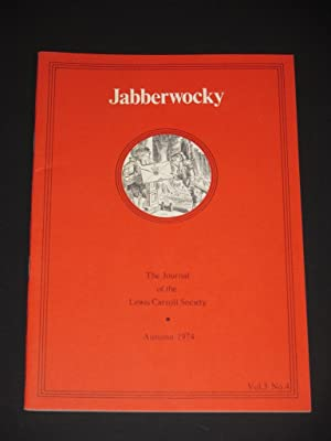 Jabberwocky - The Lewis Carroll Society Magazine: The Lewis Carroll