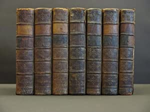 The Works of Ben Jonson in Seven Volumes