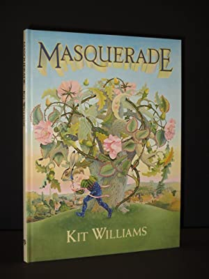 Masquerade [SIGNED]: Kit Williams