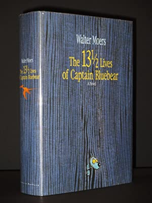 The 13 1/2 Lives of Captain Bluebear [SIGNED]