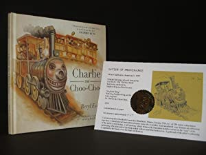 Charlie the Choo-Choo: (With Original Illustration by: Beryl Evans (Stephen