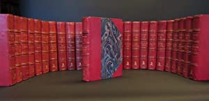 The Works of William Makepeace Thackeray: (Complete 26 volume set)