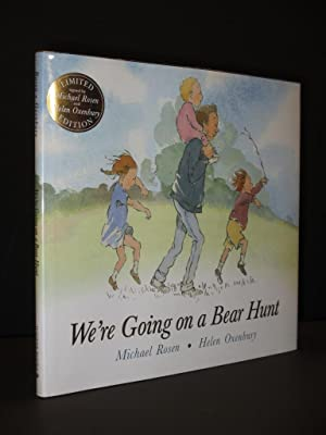 We're Going on a Bear Hunt [SIGNED]