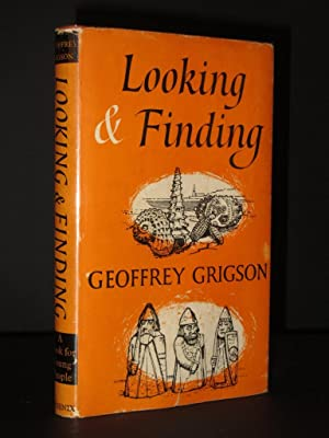 Looking and Finding: And Collecting and Reading and Investigating and Much Else [SIGNED]