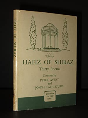 Hafiz of Shiraz: Thirty Poems