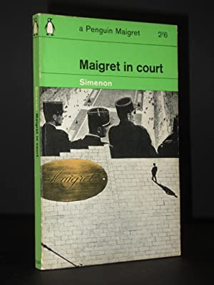 Maigret in Court: (Penguin Book No. 2251)