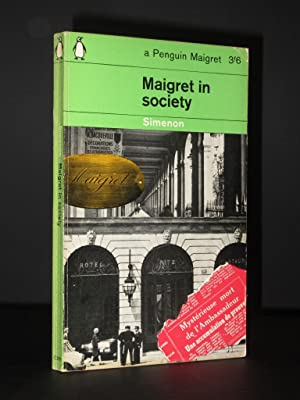 Maigret in Society: (Penguin Book No. 2247)