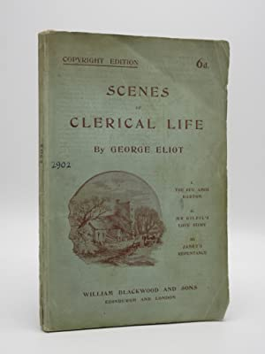 Scenes of Clerical Life: George Eliot