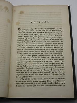 Nennius und Gildas: San-Marte (Albert Schulz)