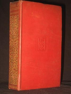 Memoirs of Napoleon Bonaparte: Newly edited with: Bourrienne, F. De